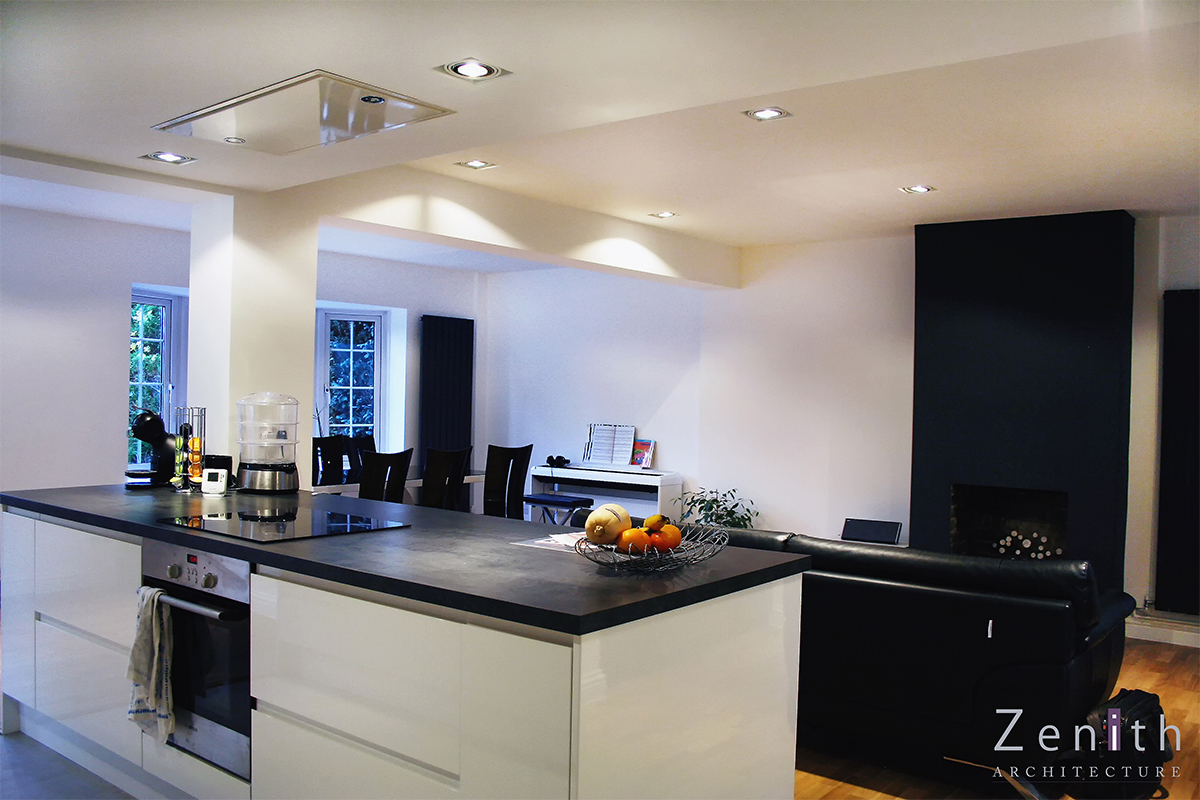 Abingdon, Remodelling, Architects ,Zenith